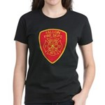 Fallon Fire Department Women's Dark T-Shirt