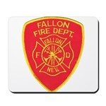 Fallon Fire Department Mousepad