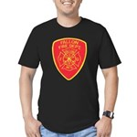 Fallon Fire Department Men's Fitted T-Shirt (dark)