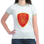 Fallon Fire Department Jr. Ringer T-Shirt