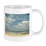 Serenity Prayer Small Mugs