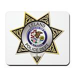 Leland Police Mousepad