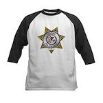 Leland Police Kids Baseball Jersey