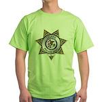 Leland Police Green T-Shirt