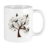 The Raven's Tree Small Mugs