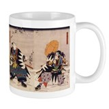 Samurai Warriors Small Mug