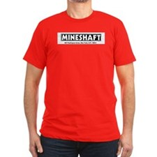 1980's Retro NYC Mineshaft Tee Shirt