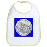 Colorado State Quarter Gear Bib
