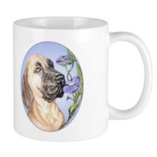 Great Dane Fawn Glory Mug