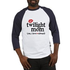 Twilight Mom Baseball Jersey