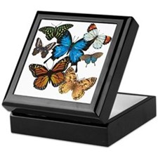 Lots of Butterflies Keepsake Box