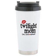 Twilight Mom Stainless Steel Travel Mug