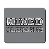 Mixed Martial Arts Mousepad
