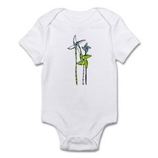 Pinwheels Infant Bodysuit