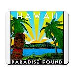 HAWAII - ART DECO Mousepad