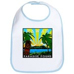HAWAII - ART DECO Bib
