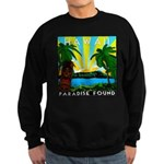 HAWAII - ART DECO Sweatshirt (dark)