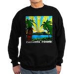 HAWAII - ART DECO Sweatshirt (dark)