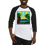 HAWAII - ART DECO Baseball Jersey