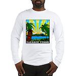 HAWAII - ART DECO Long Sleeve T-Shirt