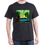 HAWAII - ART DECO Dark T-Shirt