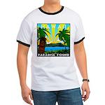HAWAII - ART DECO Ringer T