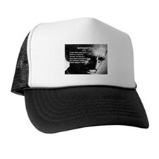 Rational Man Bertrand Russell Trucker Hat