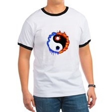 Ying Yang Ice and Fire T