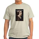 Genius at Play Oscar Wilde Ash Grey T-Shirt