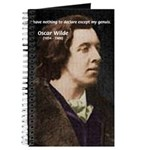 Genius at Play Oscar Wilde Journal