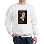 Genius at Play Oscar Wilde Sweatshirt