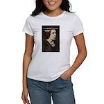 Genius at Play Oscar Wilde Women's T-Shirt