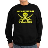 Oil Field Trash,Skull,Bones Jumper Sweater