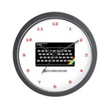 Unique Spectrum Wall Clock