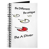 Be unique - Be a diver Journal