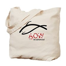 AOW be advanced Tote Bag