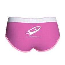 ROCKETSHIP UNDERWEAR Women's Boy Brief