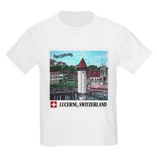 Lucerne Switzerland T-Shirt