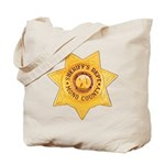 Mono County Sheriff Tote Bag