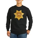 Mono County Sheriff Long Sleeve Dark T-Shirt