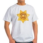 Mono County Sheriff Light T-Shirt