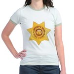 Mono County Sheriff Jr. Ringer T-Shirt
