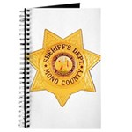 Mono County Sheriff Journal