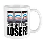 That Spin Was a Loser Mug
