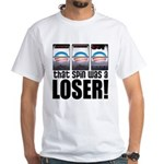 That Spin Was a Loser White T-Shirt