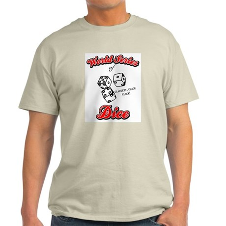 World Series Of Dice Light T-Shirt