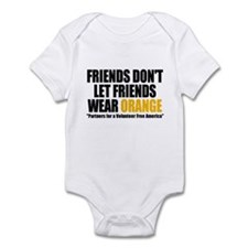 Anti-Orange Infant Bodysuit