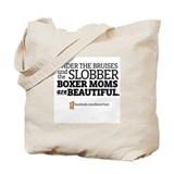 &amp;quot;Boxer Moms are Beautiful&amp;quot; Tote Bag