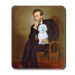 Lincoln / Maltgese (B) Mousepad