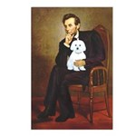 Lincoln / Maltgese (B) Postcards (Package of 8)